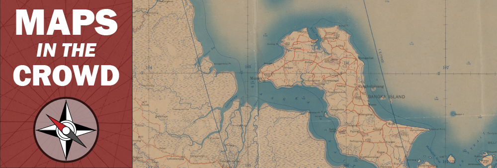 Leiden University: Maps in the Crowd