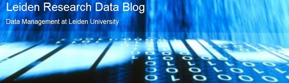 Leiden Research Data Blog